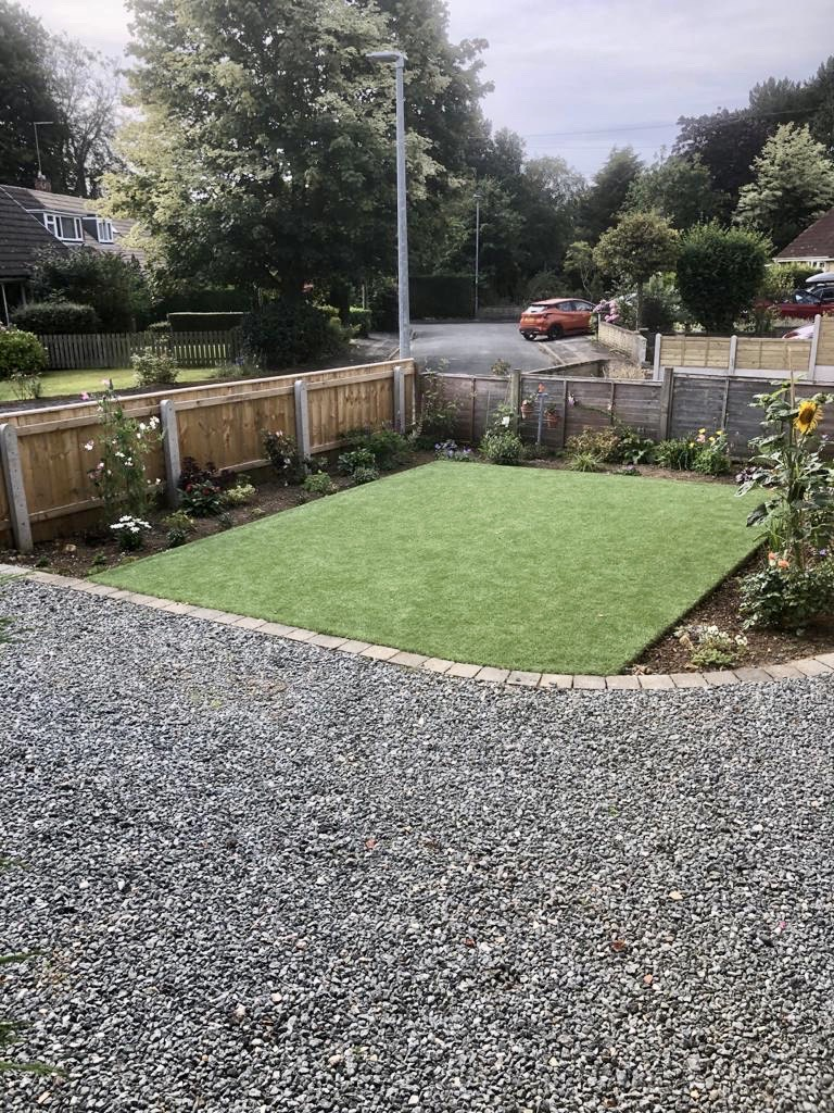 Artificial grass 10