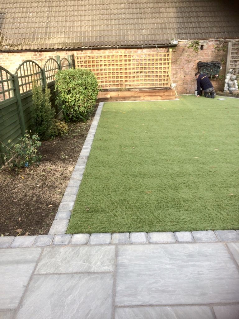 Artificial grass 2
