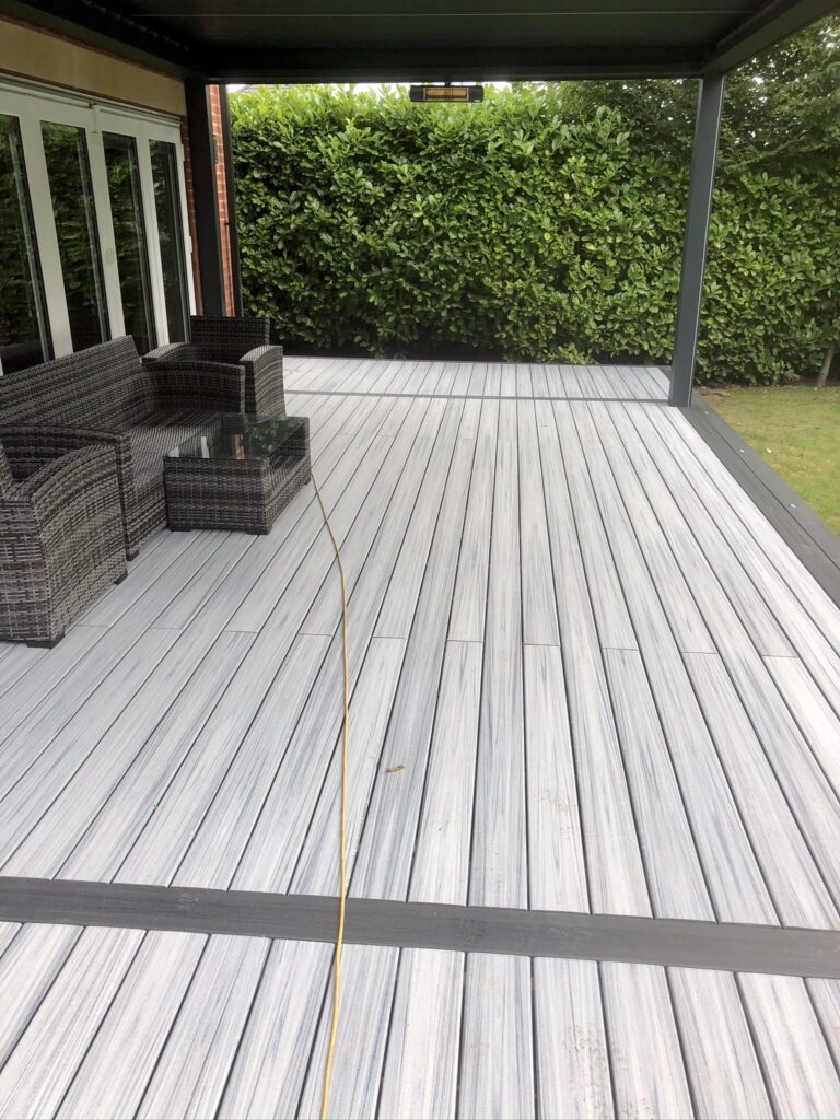 Patio and decking 10