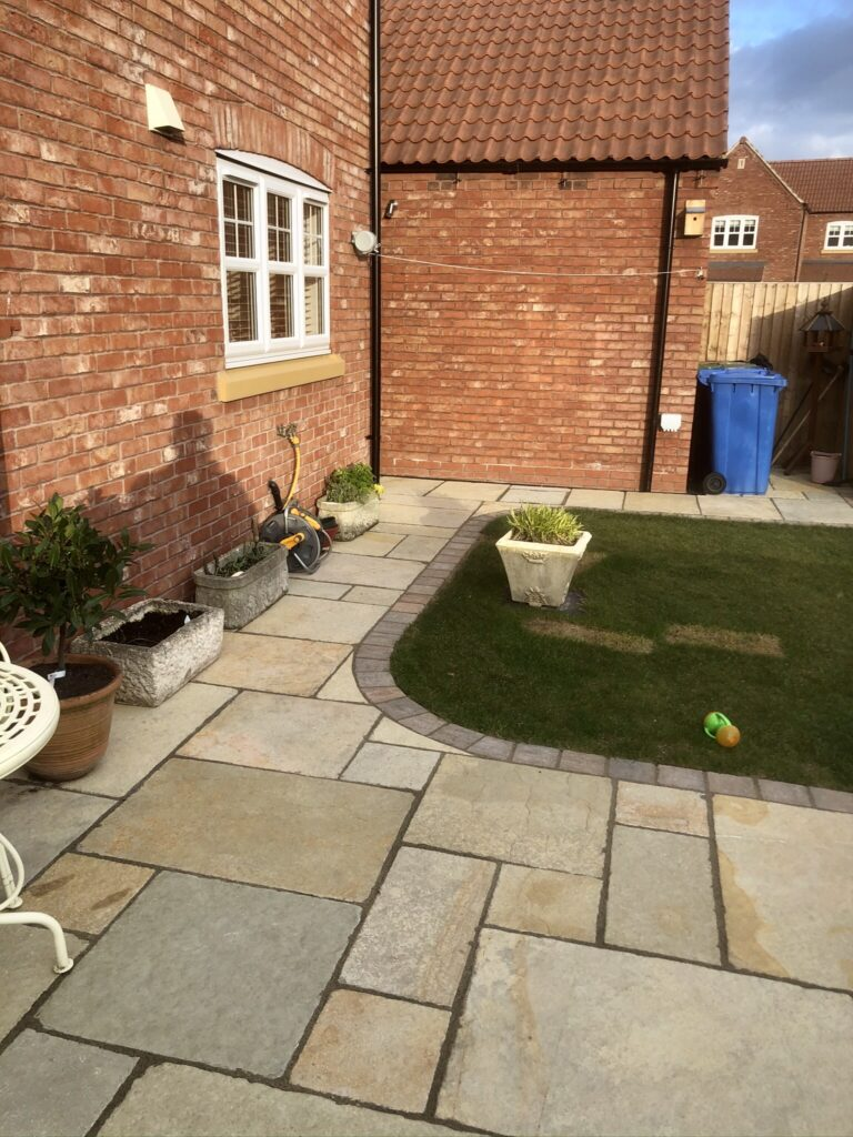 Patio and decking 11