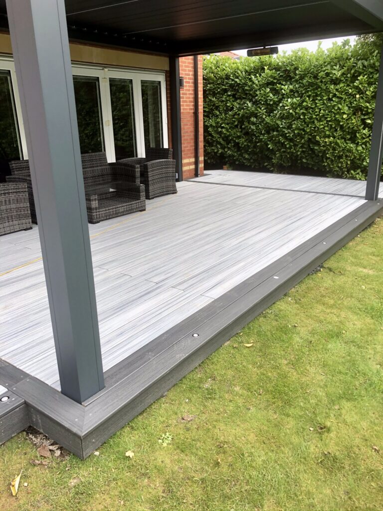 Patio and decking 4