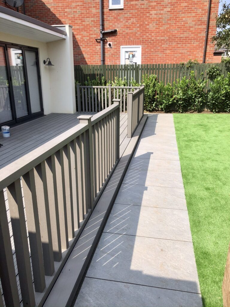 Patio and decking 5