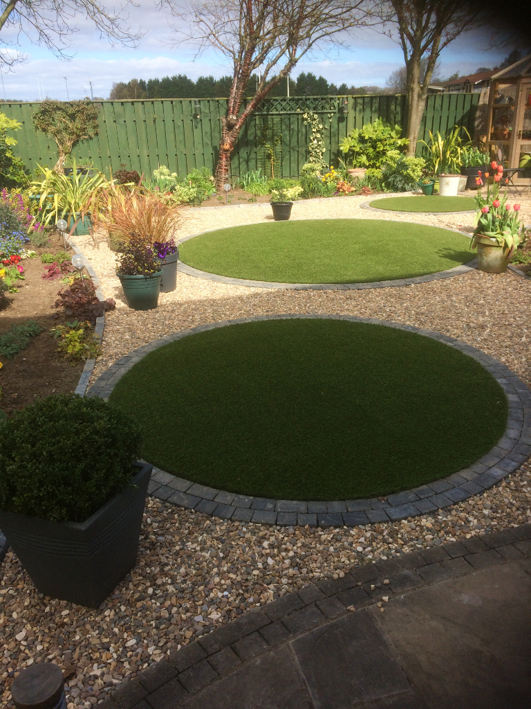 Artificial grass 1024