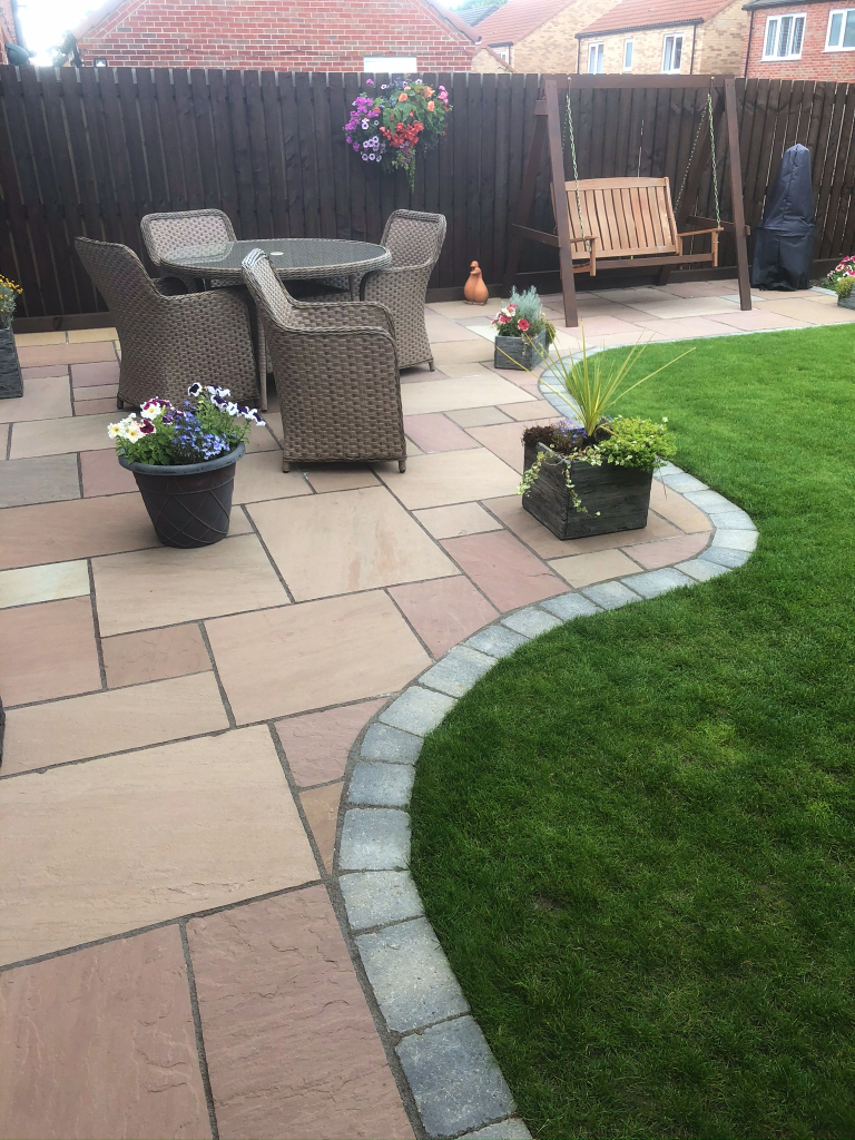 Patio and decking 14