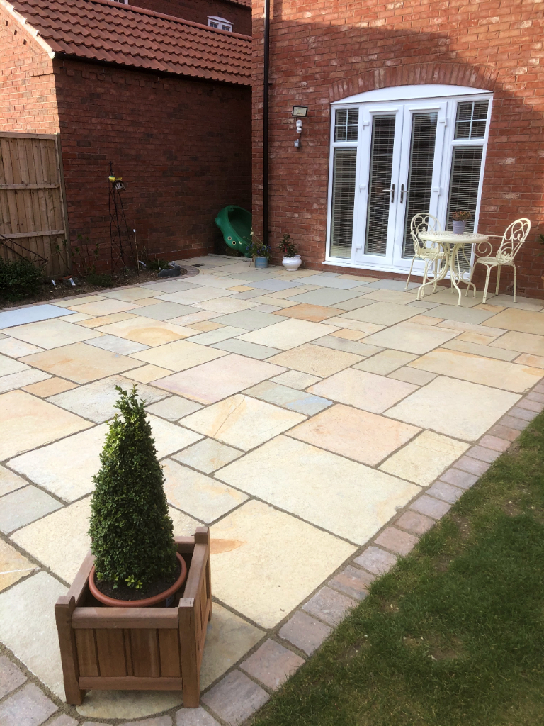 Patio and decking 18