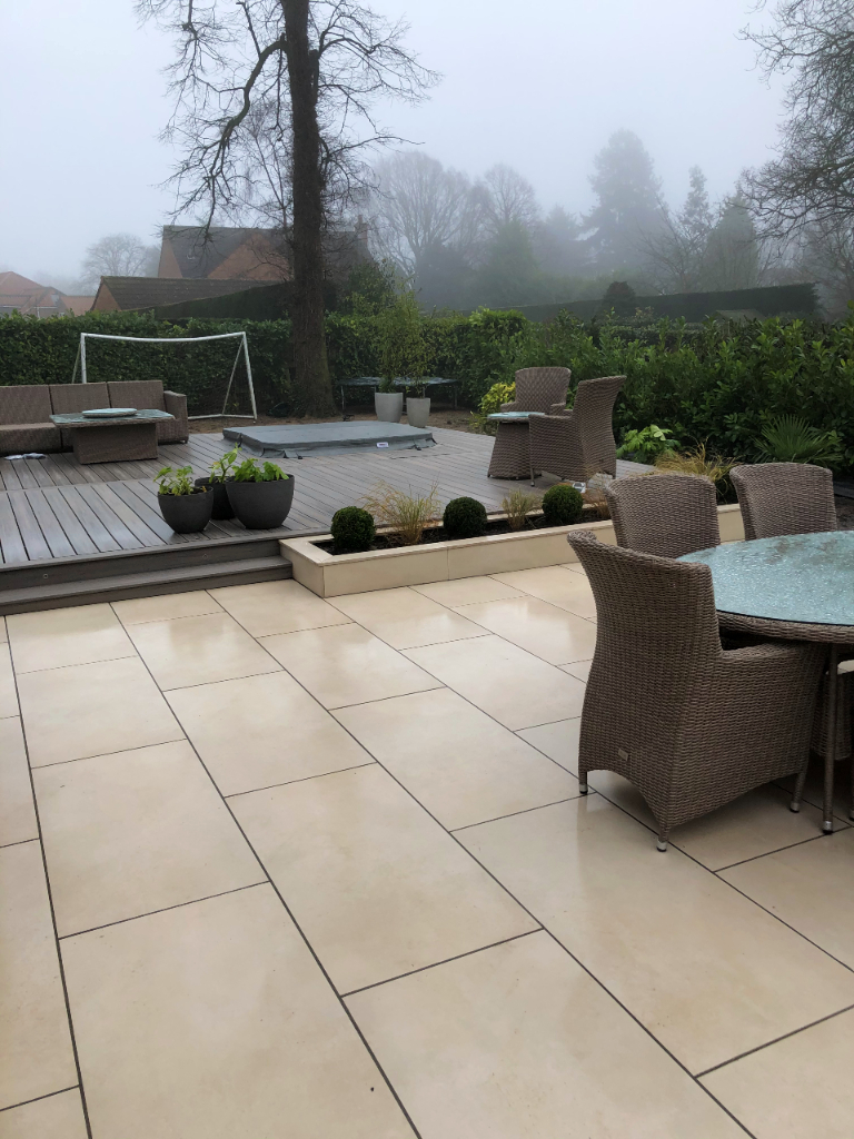 Patio and decking 768