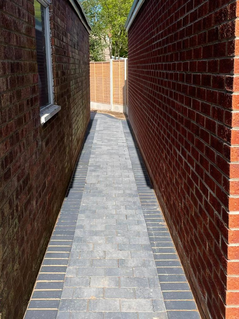 Driveway and Path 26