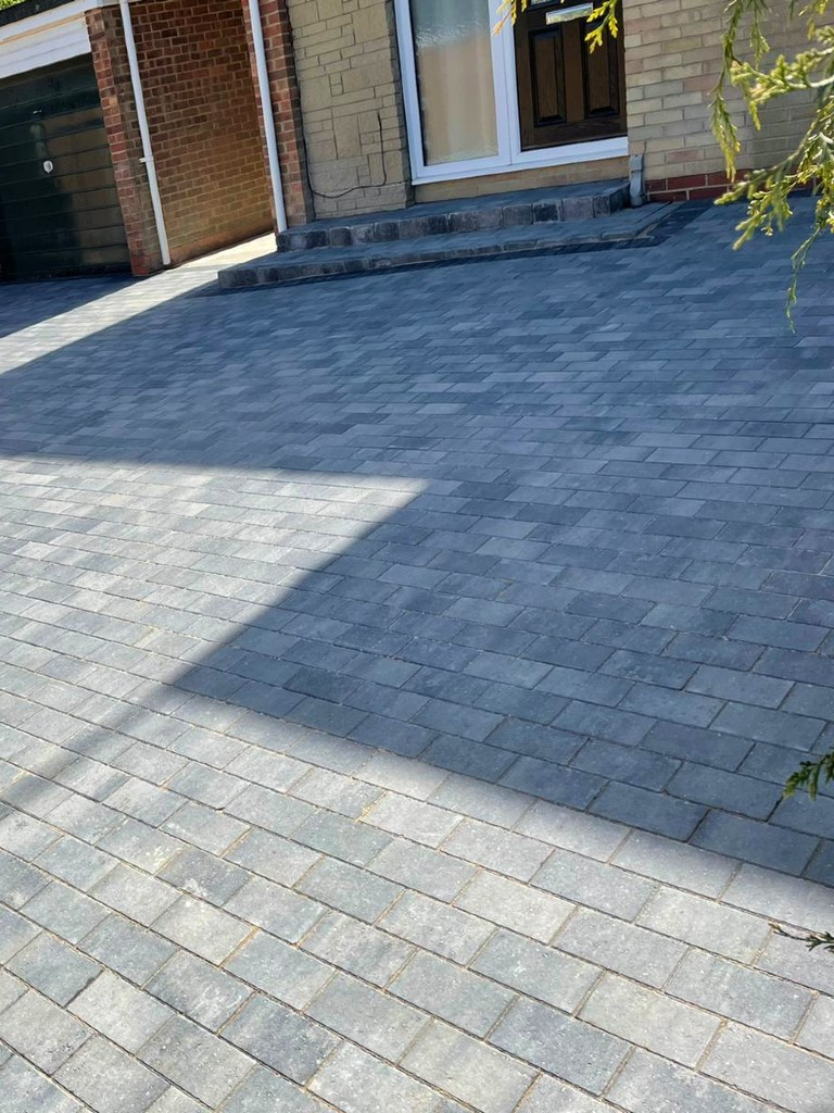 Driveway and Path 27